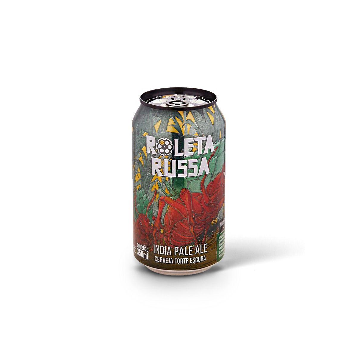 Roleta Russa India Pale Ale IPA 350ml