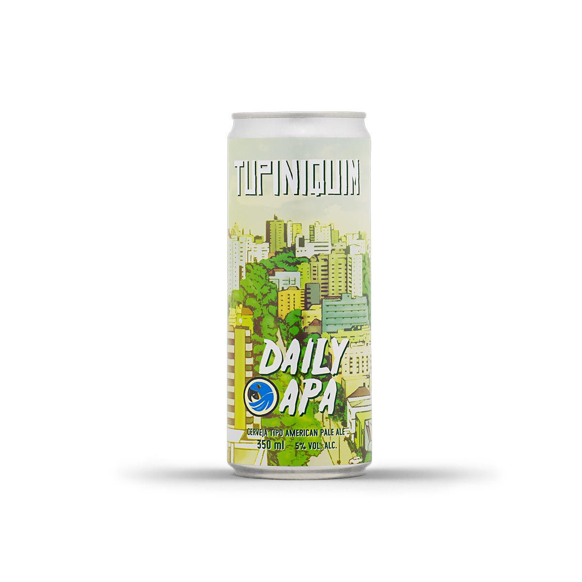 Tupiniquim American Pale Ale Daily APA 350ml