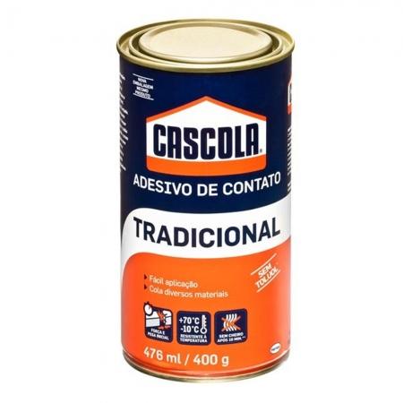 ADESIVO DE CONTATO TRADICIONAL 400G CASCOLA
