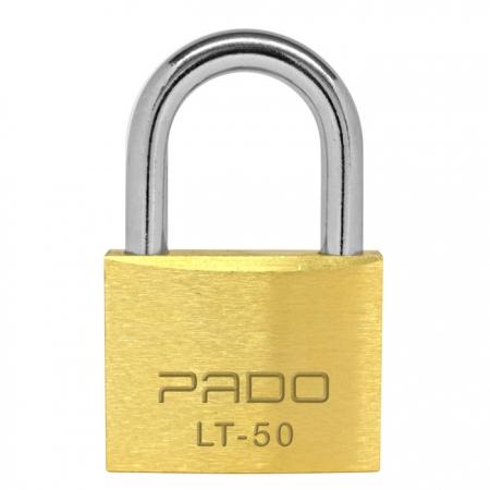 CADEADO DE LATÃO 50MM LT-50 PADO