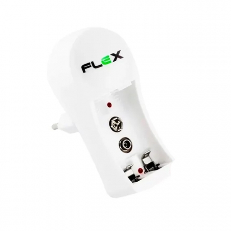 CARREGADOR PARA PILHAS / BATERIAS FX-C11 FLEX