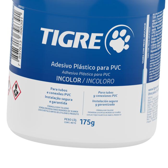 ADESIVO PLÁSTICO PARA PVC 175G TIGRE
