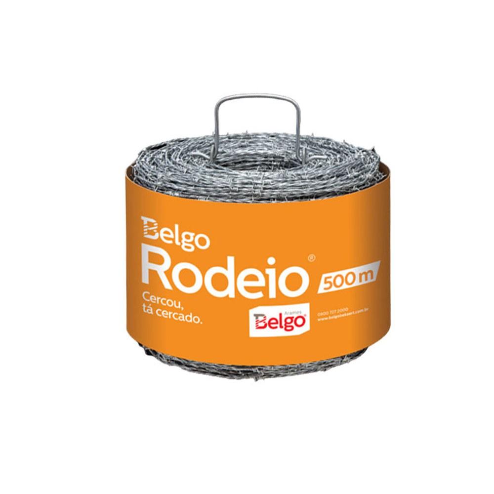 ARAME FARPADO 500 METROS BELGO