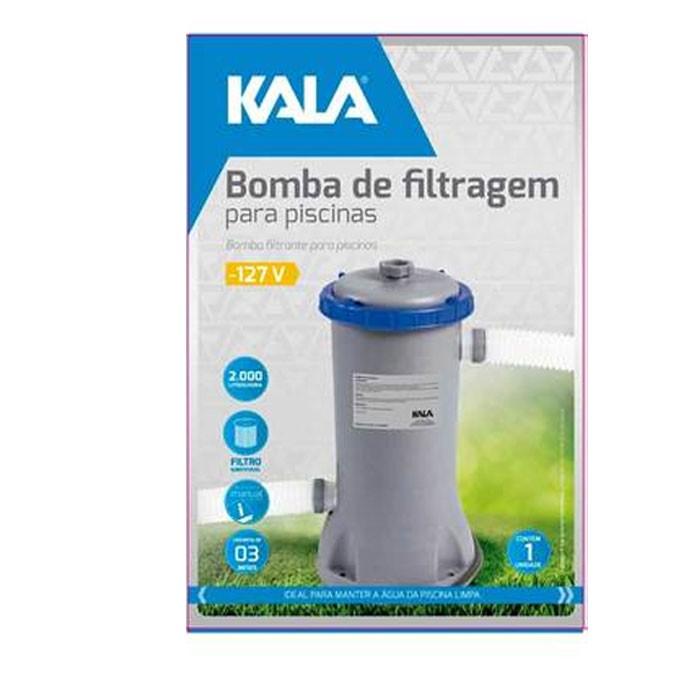 BOMBA DE FILTRAGEM KALA