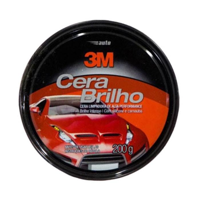 CERA BRILHO 200G 3M