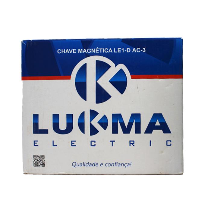 CHAVE MAGNÉTICA LE1-D AC-3 LUKMA