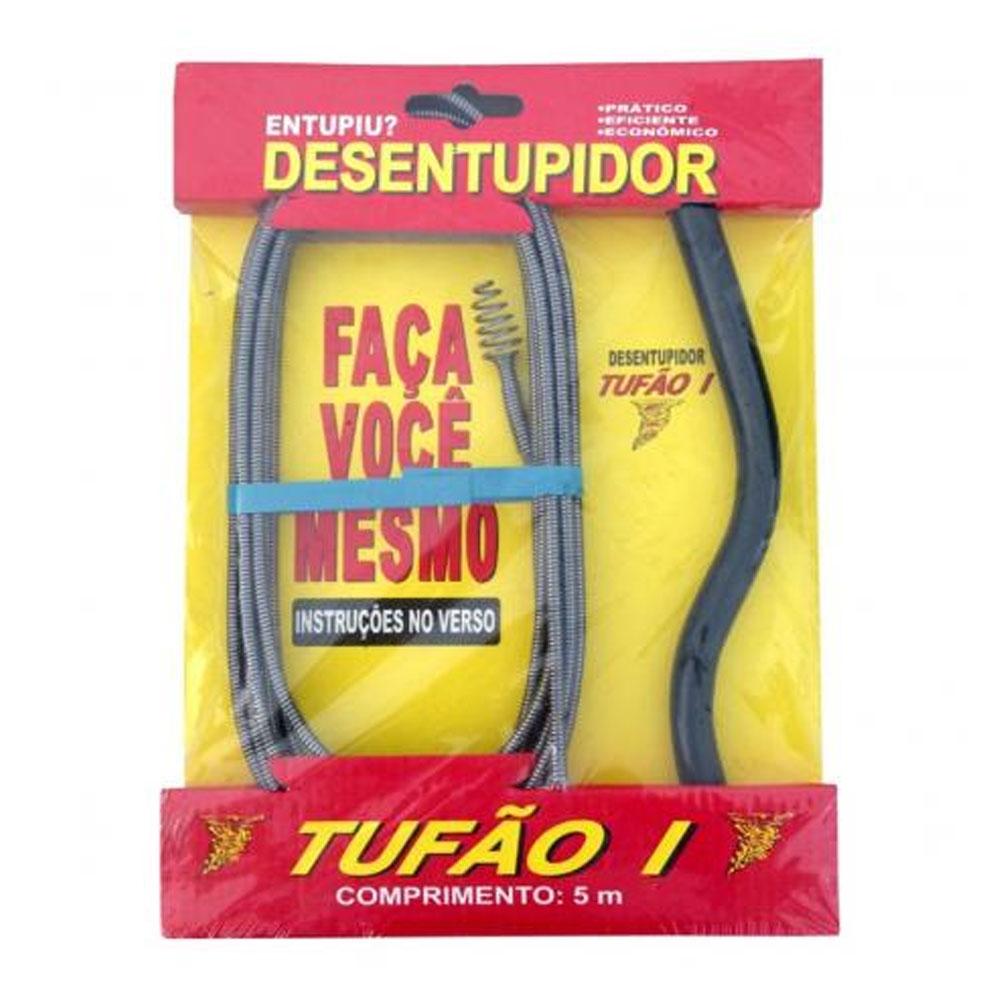 DESENTUPIDOR DE 05 METROS TUFÃO