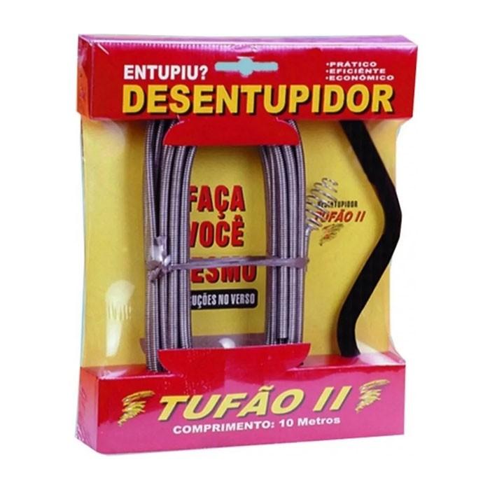 DESENTUPIDOR DE 10 METROS TUFÃO