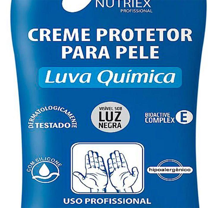 Luva Química Creme Protetor Grupo 2 200g Nutriex