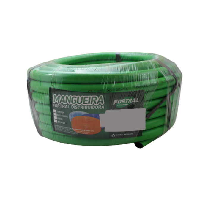 MANGUEIRA DE JARDIM DUPLAFLEX 1/2 X 2,0 MM COM 20 METROS FORTRAL