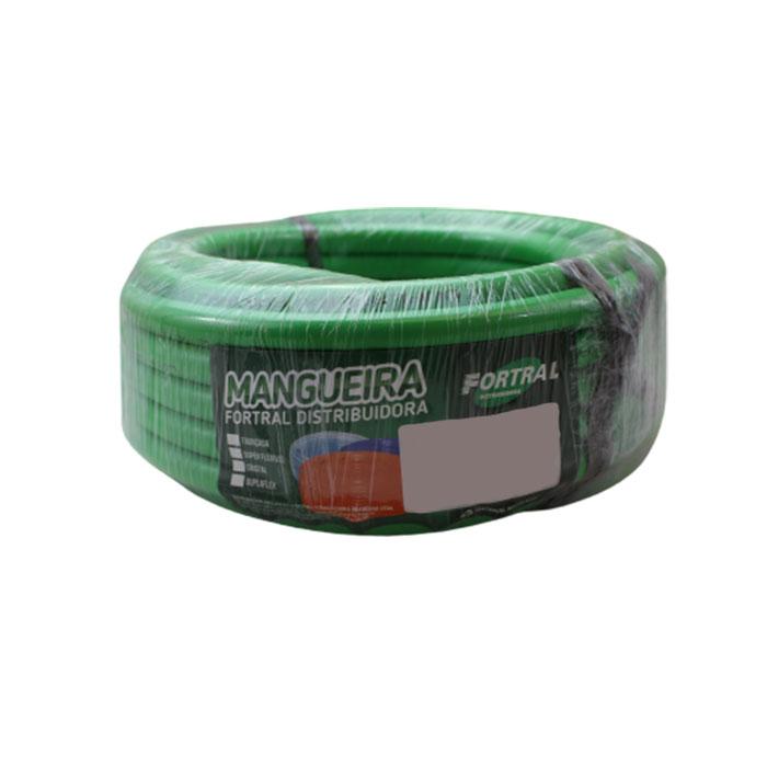 MANGUEIRA DE JARDIM DUPLAFLEX 1/2 X 2,0 MM COM 30 METROS FORTRAL