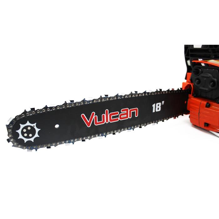 "MOTOSSERRA COM SABRE 18"" 2T 55CC VSL550 VULCAN"