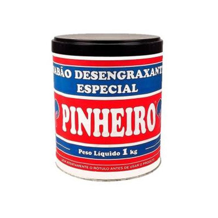 SABÃO DESENGRAXANTE 01 KG PINHEIRO