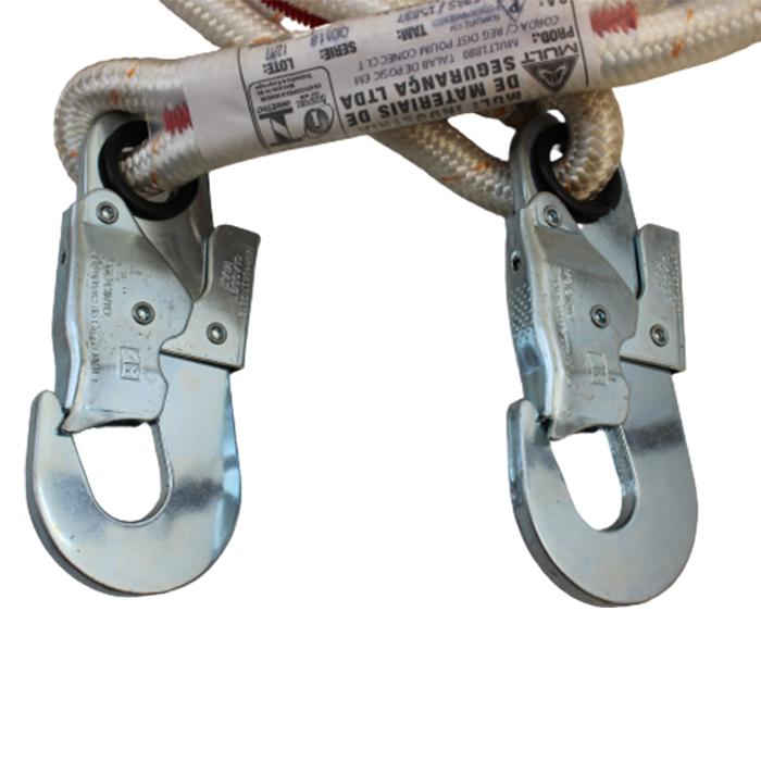 TALABARTE EM CORDA COM REGULAGEM DE DISTÂNCIA MULT1880 MG CINTO