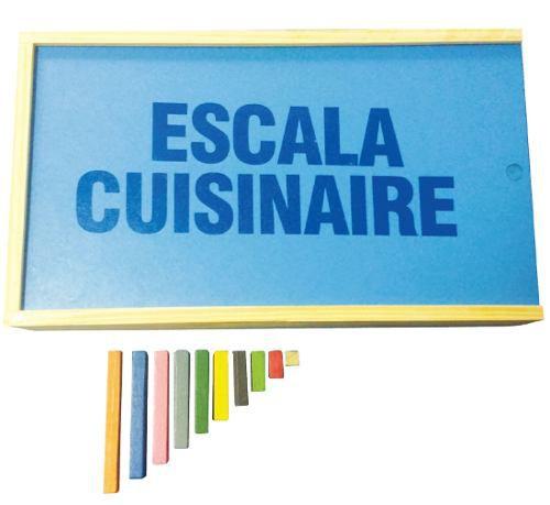Brinquedos Educativos - Escala Cuisinaire 294 Peças