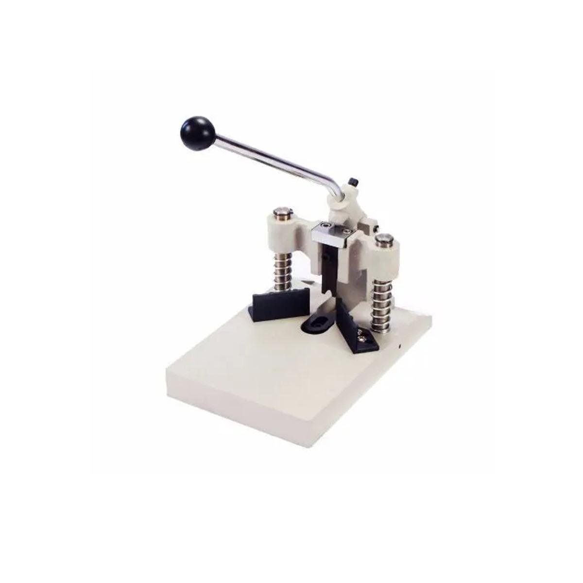 Canteadeira Industrial Acabamento 250 Folhas - 6mm e 10mm