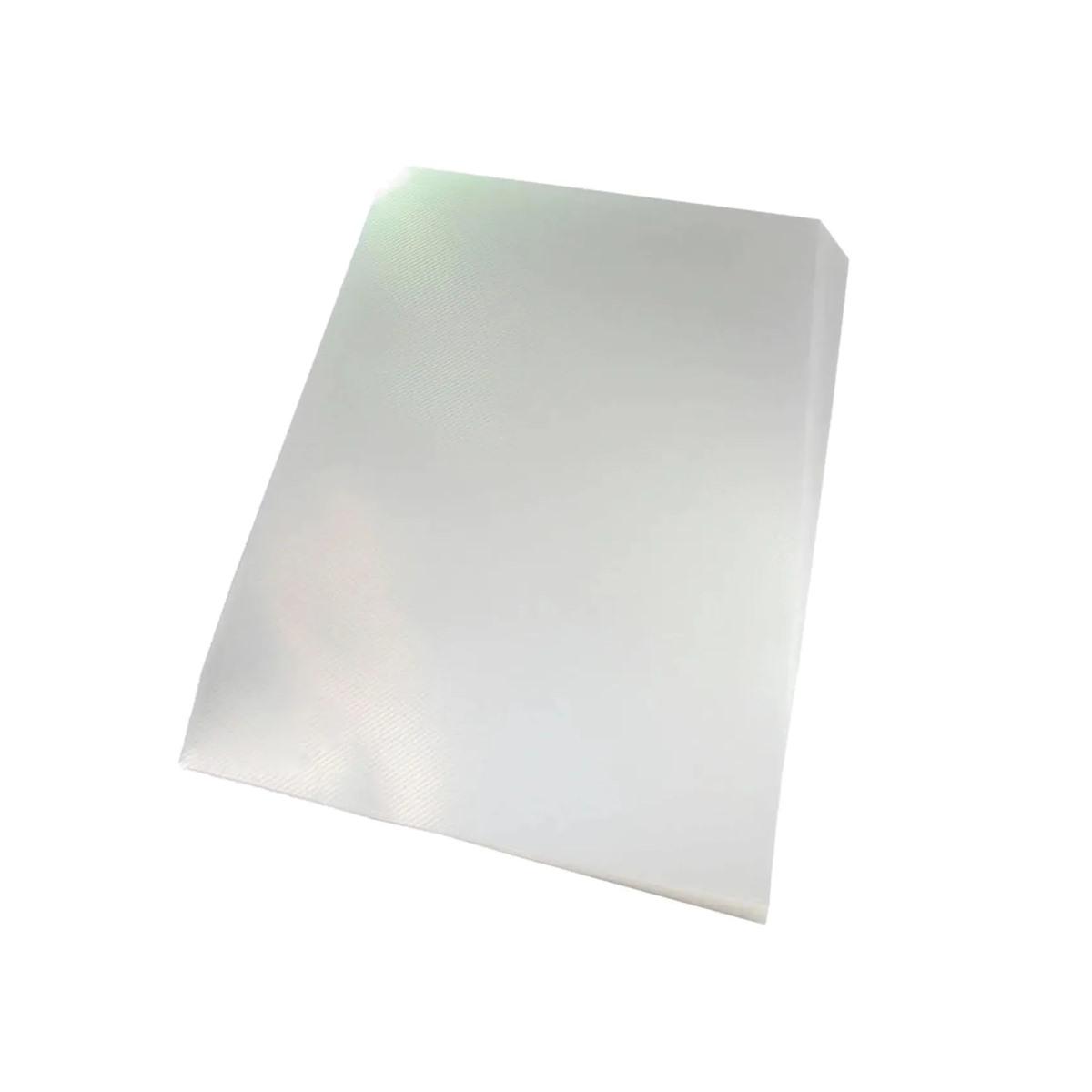 Capa para encadernação Ofício Transparente PP Line 0,30mm 100un