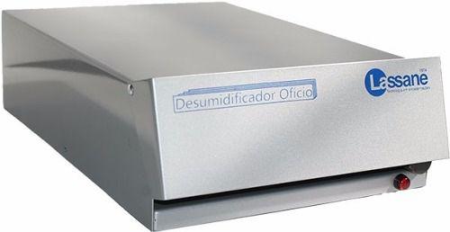 Desumidificador Papel A4 Ofício Aço 700 Folhas 110v Lassane