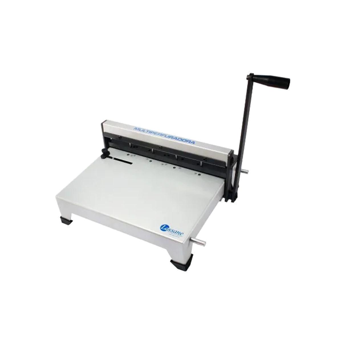 Encadernadora Multiperfuradora para Pastas e Fichários
