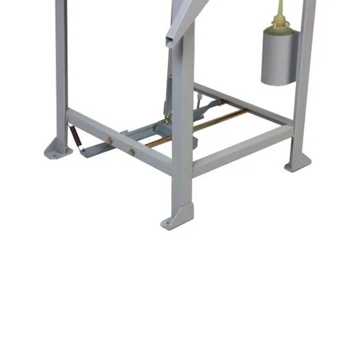 Encadernadora Perfuradora Elétrica Espiral Semi-industrial