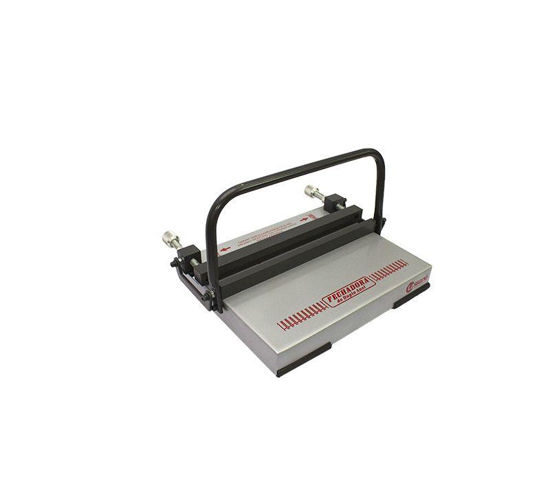 Fechadora Manual de Duplo Anel (wire-o) 350mm