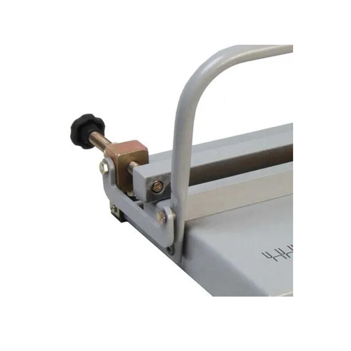 Fechadora Manual de Duplo Anel (wire-o) 36 Cm