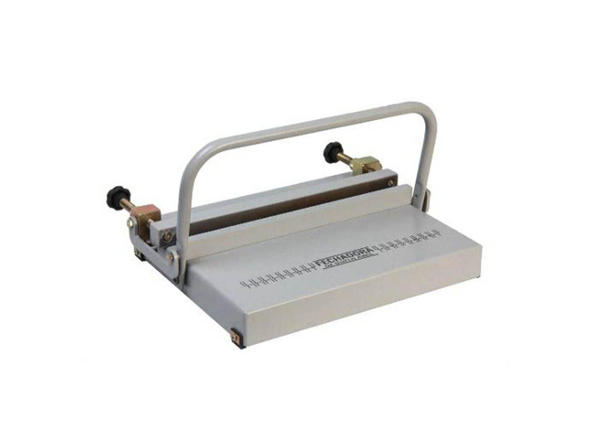 Fechadora Manual de Duplo Anel (wire-o) 46 Cm