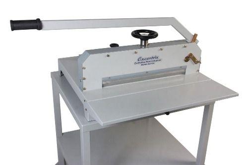 Guilhotina de Facão com Mesa Semi Industrial 510mm 300 Fls