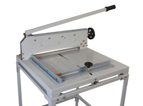 Guilhotina de Facão Semi Industrial 510mm 300 Fls com Mesa
