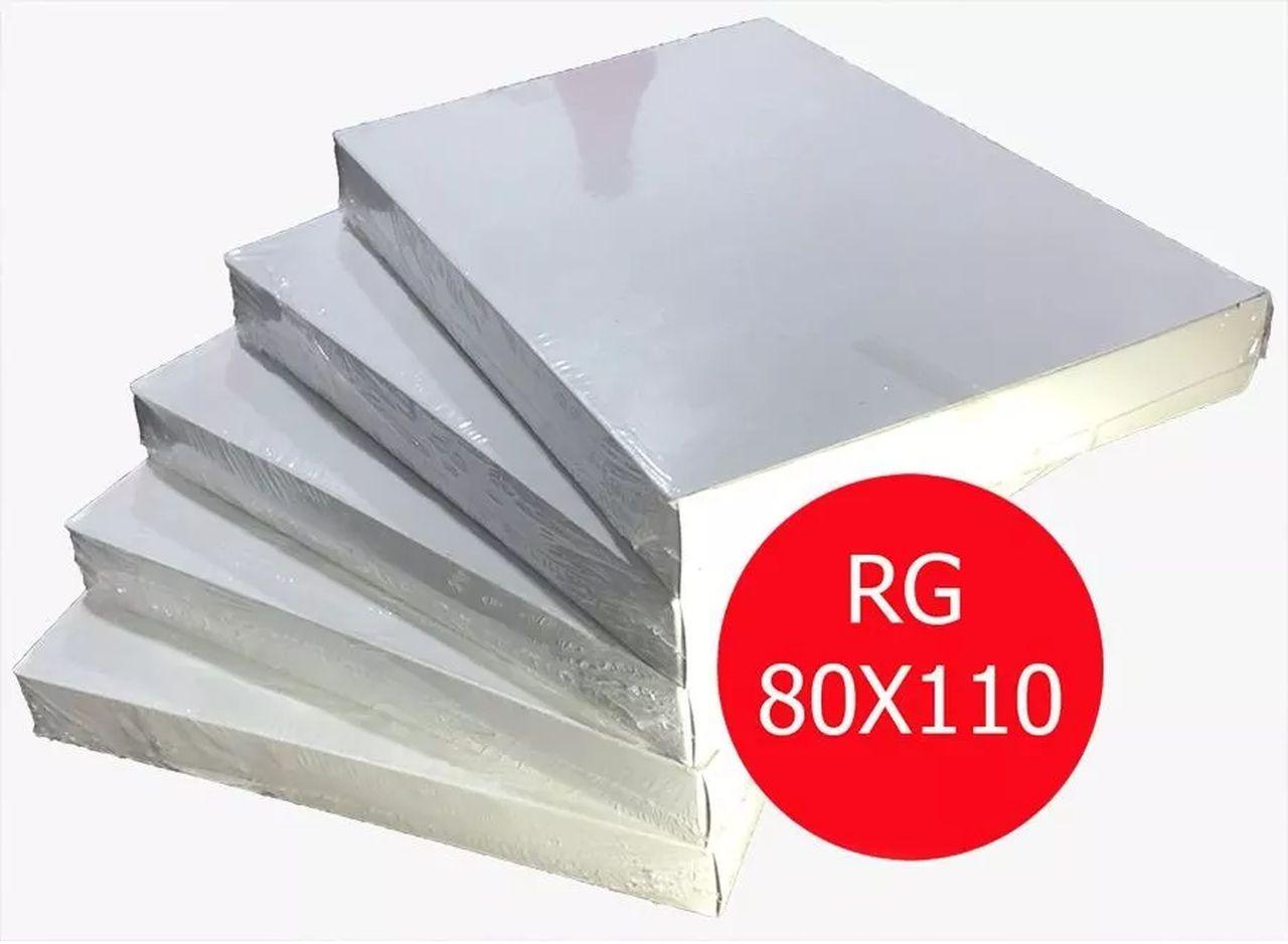 Kit 05 Pacotes de Polaseal para Plastificação (RG )