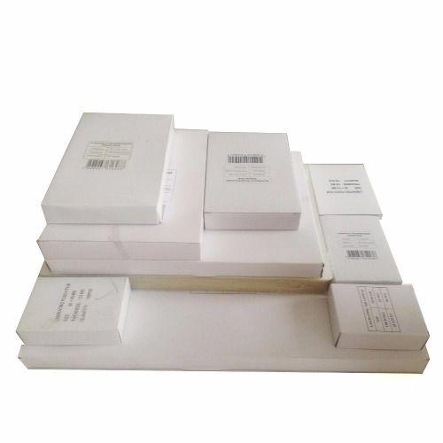 Kit 1000 Polaseal Tamanho 4 Título de Eleitor, 4 Rg, 2 A4