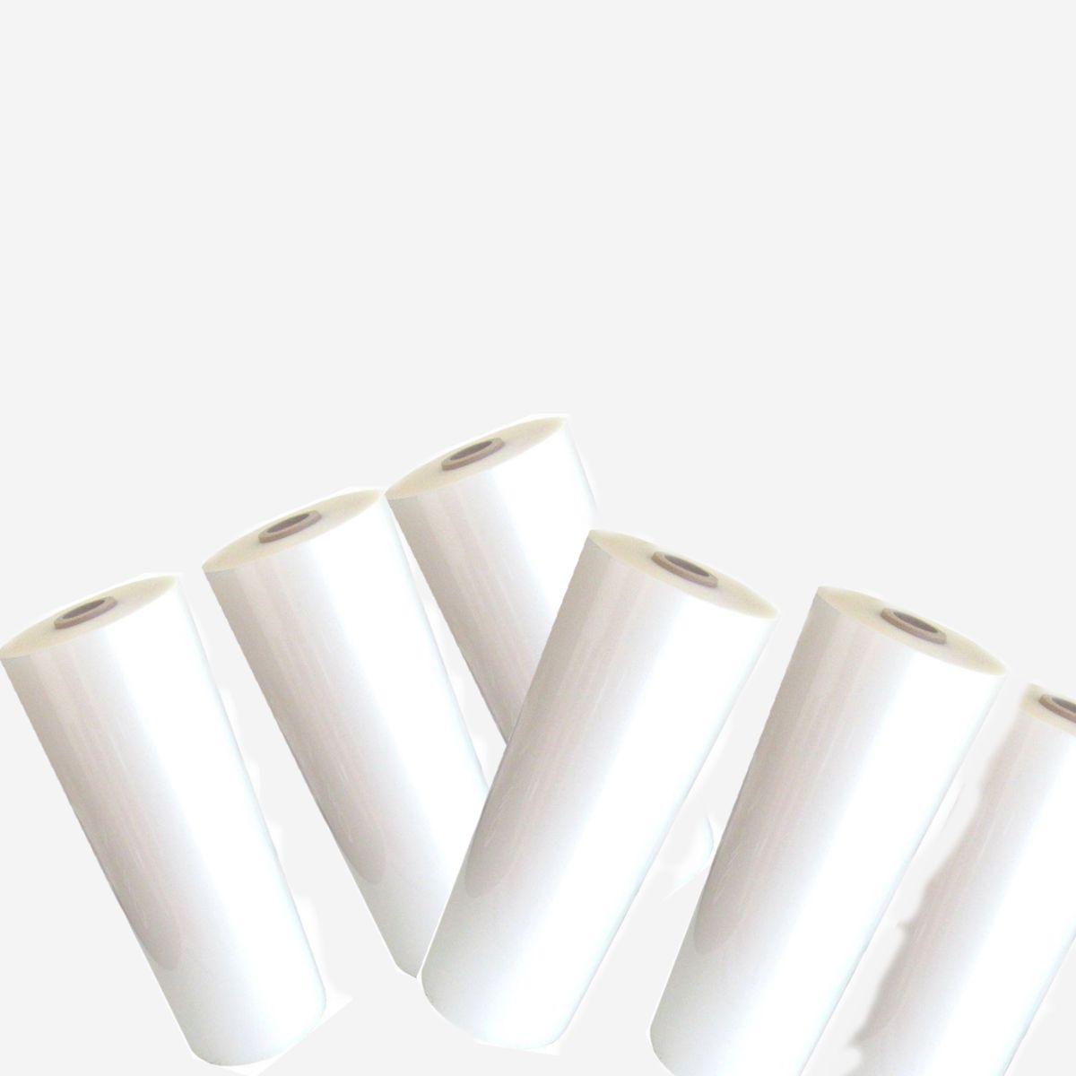 Kit de Bobinas para Plastificação 06 bobinas(RG,Ofício e A3)