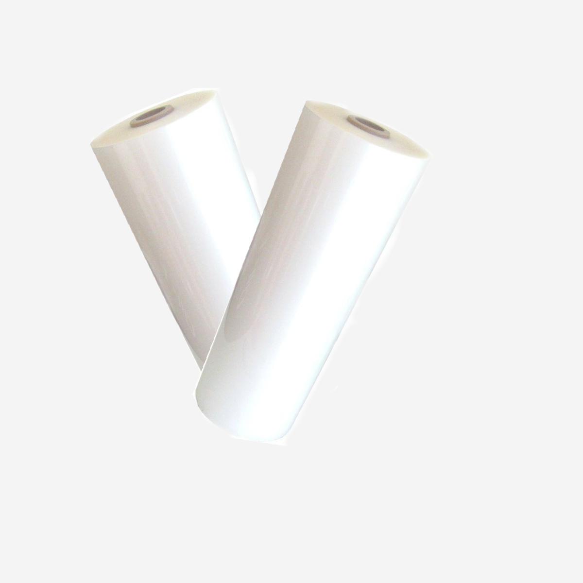 Kit de Bobinas para Plastificação A4/Ofício 02 bobinas