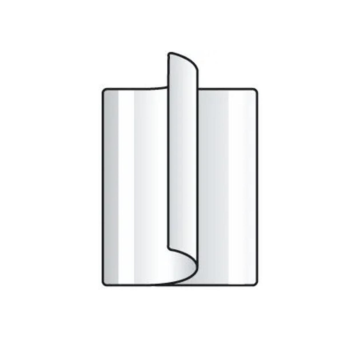 Lâmina para Plastificação A Frio Etiqueta de Bagagem Cx 100