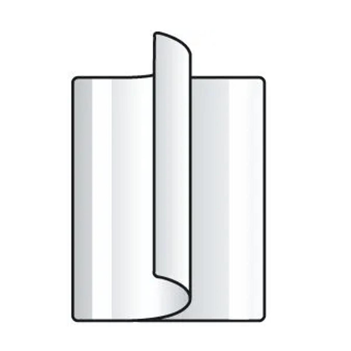 Lâmina Para Plastificação A Frio Tamanho A5 Caixa 50 Unidades