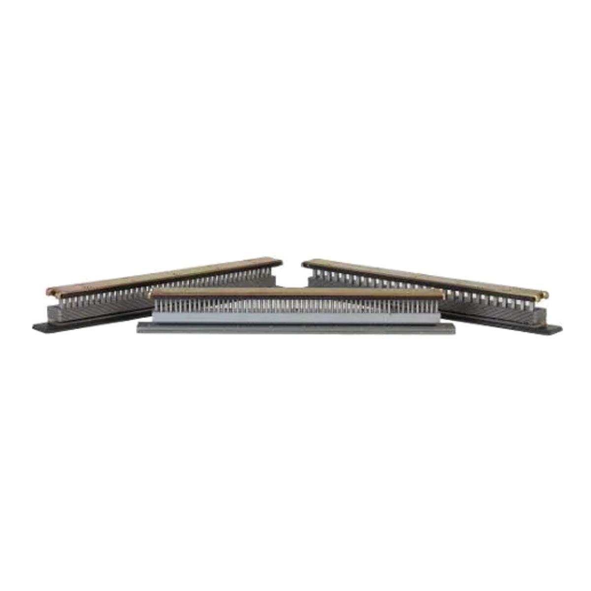 Pente para Encadernadora El20 - 2x1 Furo Quadrado 5,4 mm