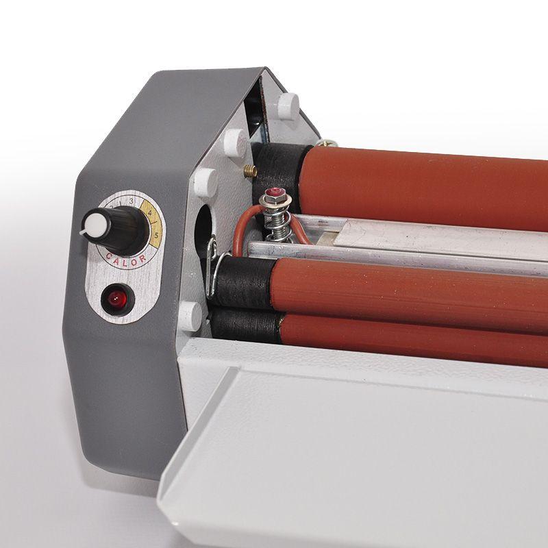 Plastificadora Gazela Compacta Tamanho Até A3 - Mod 00.31.30