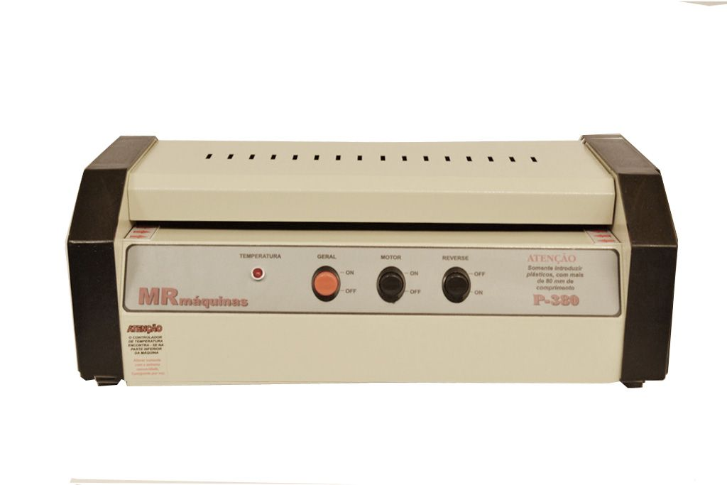 Plastificadora Profissional A3 350mm para Documentos P380 MR