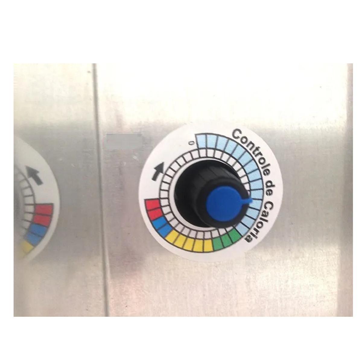Plastificadora Profissional para Crachá CPF Tìtulo RG P180