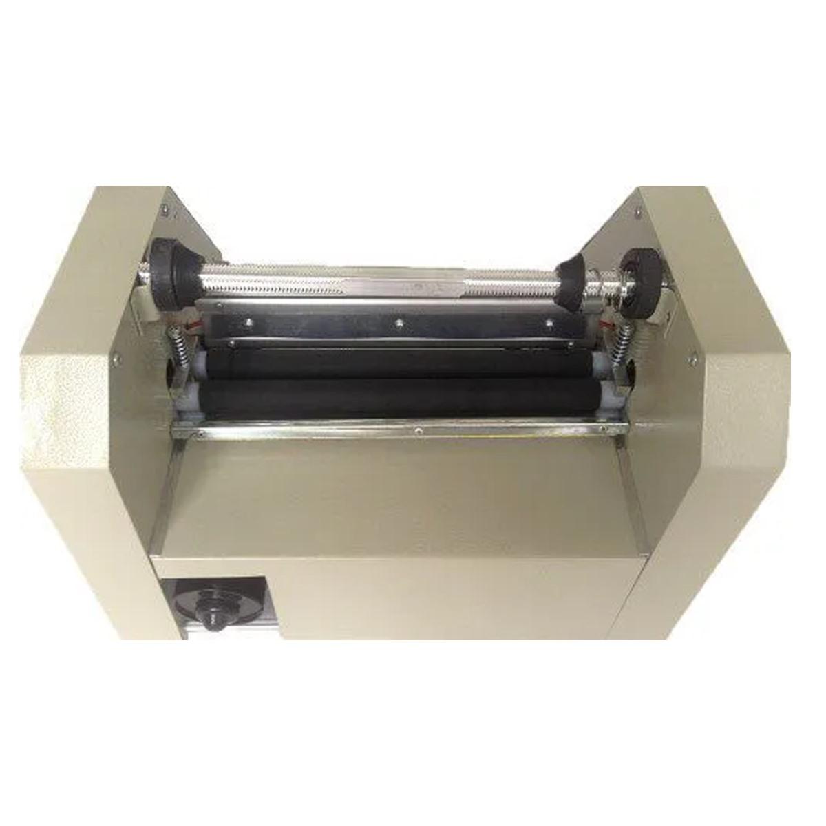 Plastificadora Profissional Rotativa de Bobina A3 Bi-volt R380