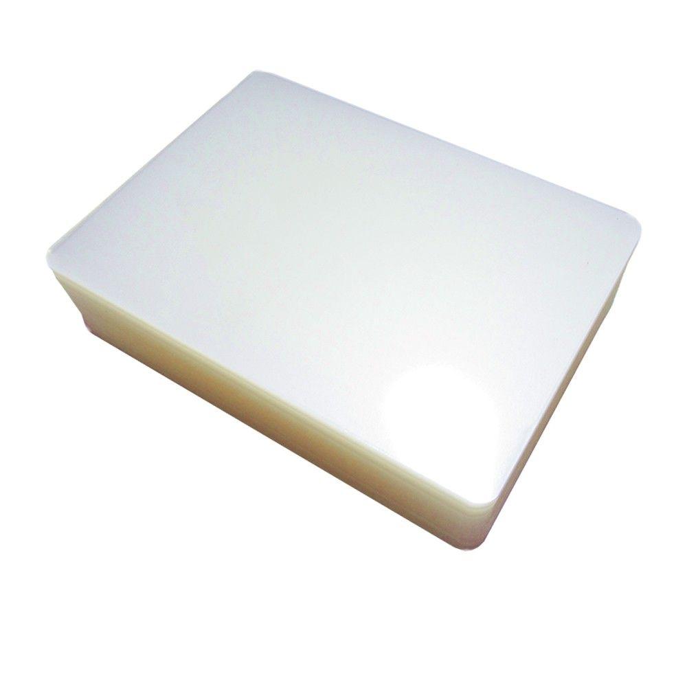 Polaseal plástico para plastificação Crachá 59x86 0,05mm 100un