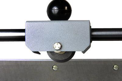 Refiladora Duplo Eixo com Desbobinadora e Mesa Tam 1060mm