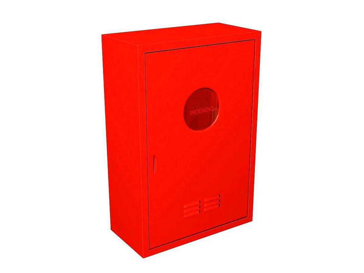 Abrigo para Mangueira De Incêndio De Sobrepor 75x45x17cm  - Panela de Ferro Fundido