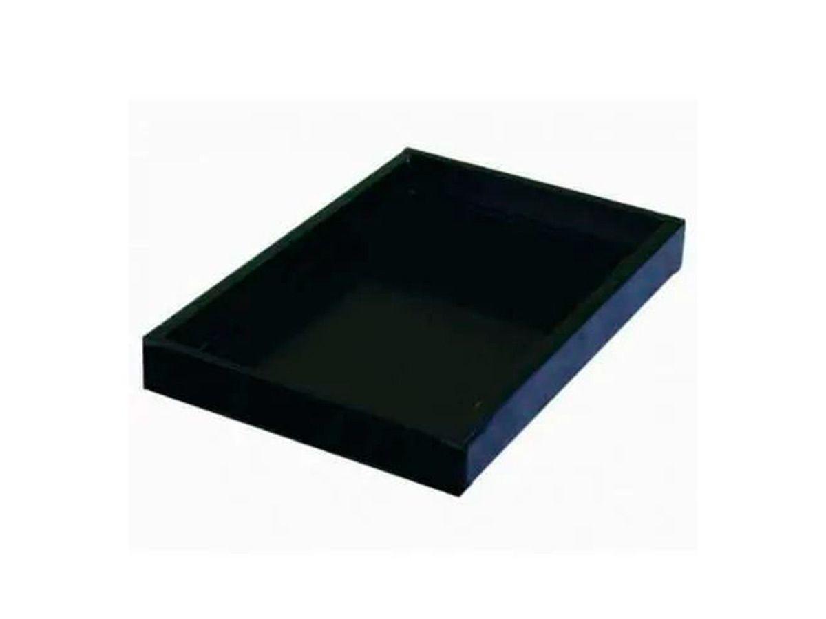 Bandeja De Proteção P/ Carvão  Churrasqueiras Bafo 5x70x45  - Panela de Ferro Fundido