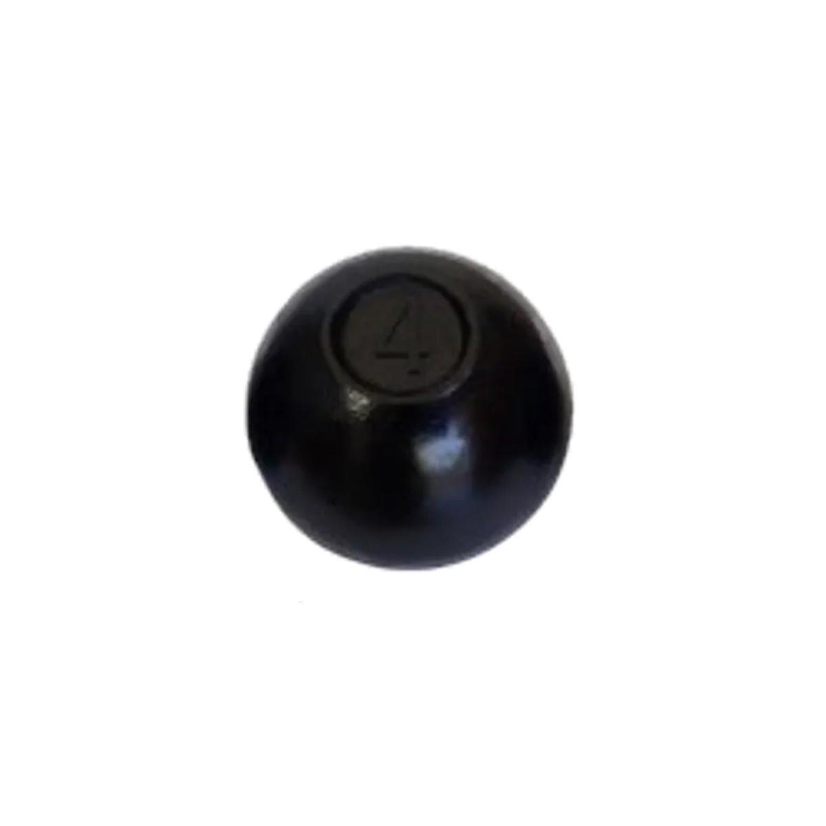 Bola de  Arremesso Ferro Fundido Treinamento Funcional 4kg  - Panela de Ferro Fundido