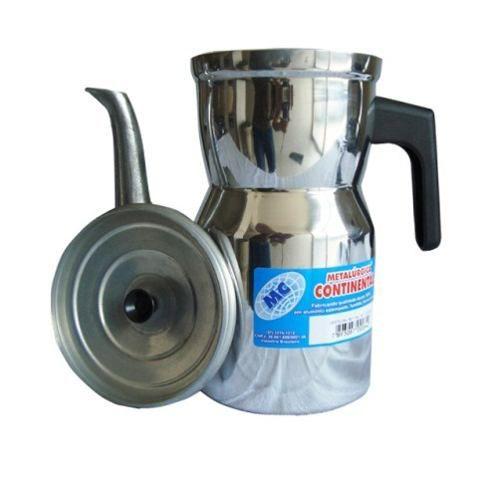 Cafeteira de Alumínio Reforçado Continental (2 Litros)