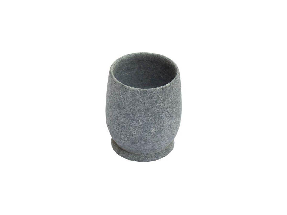 Copo para Dose em Pedra Sabão 50ml  - Panela de Ferro Fundido