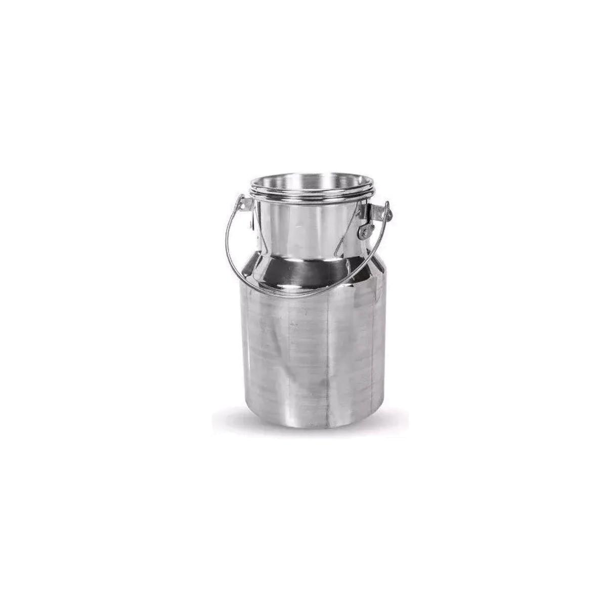 Depósito para Leite (leiteira) Continental - 5 Litros  - Panela de Ferro Fundido