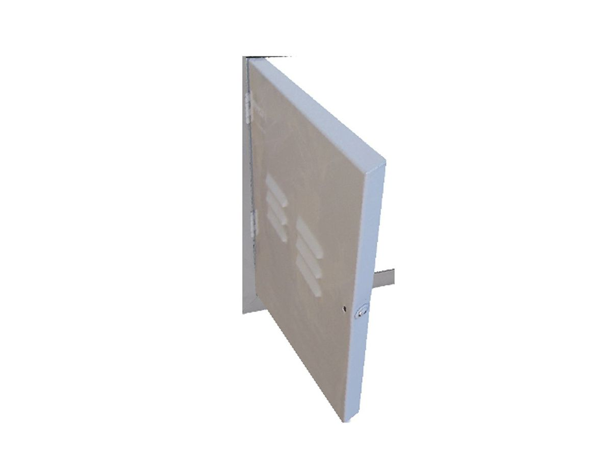 Frente Protetora Hidrômetro Fechada 50x40cm  - Panela de Ferro Fundido