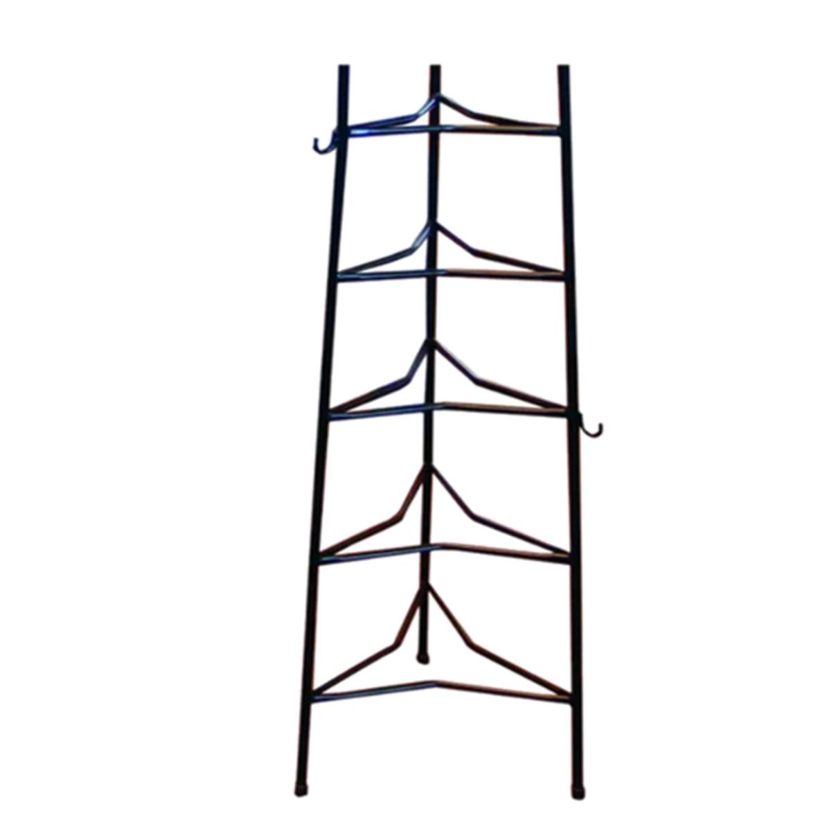 Jogo Caçarolas alça silicone preto tampa ferro 16 ao 24cm mais paneleiro  - Panela de Ferro Fundido